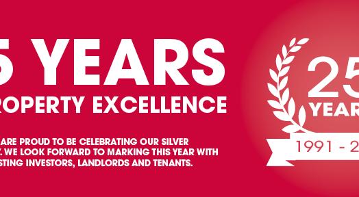 Hazells Celebrates 25 Years