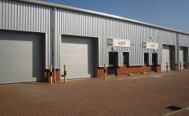 Industrial unit to let, Indication image