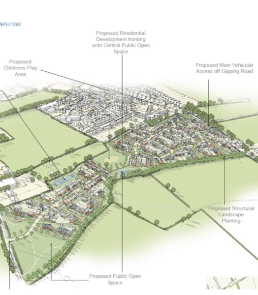 Planning Success at Stowupland