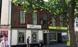 Retail Unit To Let Bury St Edmunds Suffolk