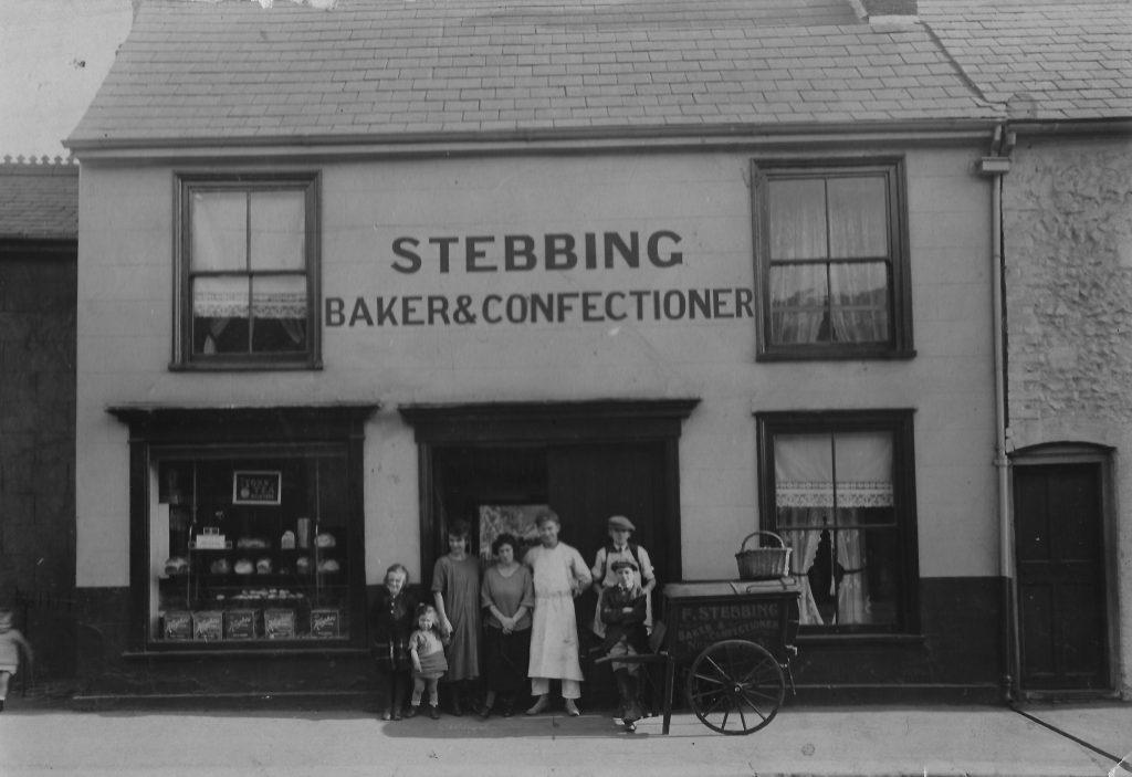 Stebbing's bakery at No.73 Northgate Street