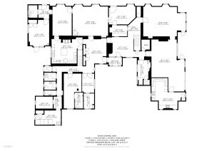 Ground Floor, Floor Plan Middlefield Manor