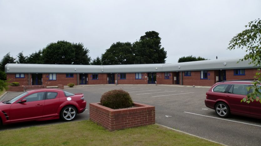 Beech Avenue Offices To Let unit 4 and 5