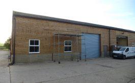 Acton Farm Industrial unit To Let