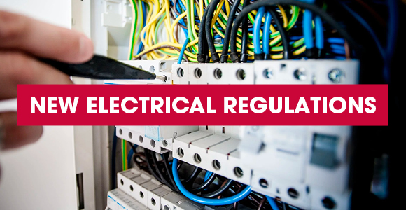 NEW ELECTRICAL REGULATIONS