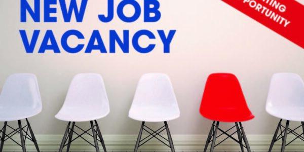 Job Vacancy – Accounts Administrator