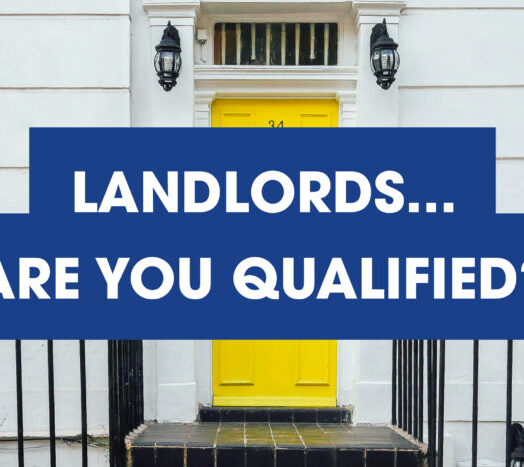 Landlords may need qualifications
