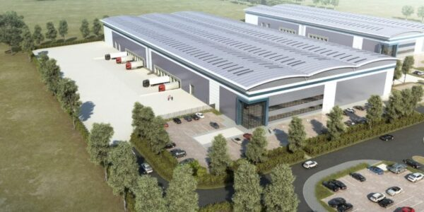 Suffolk Park: Jaynic gains detailed planning for 367,000 sq ft second phase of warehouses