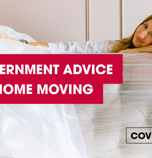 Government advice on home moving during the pandemic