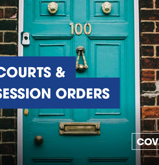 Court Services Suspended for Housing Possessions