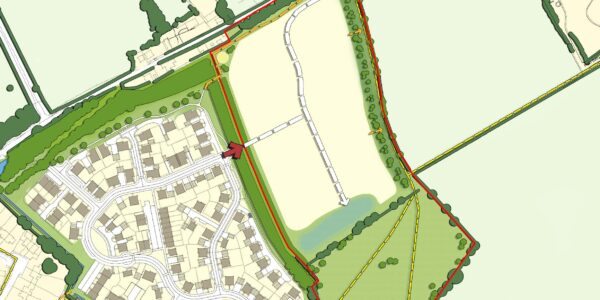 New Planning Application Submitted at Stowupland, Suffolk