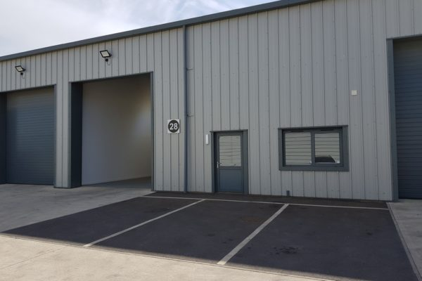 Unit 28 Oakwood Industrial Estate