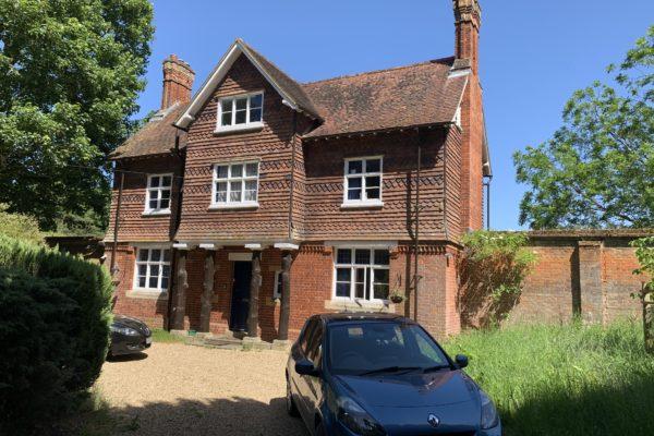 Gardeners Cottage, Nowton Park