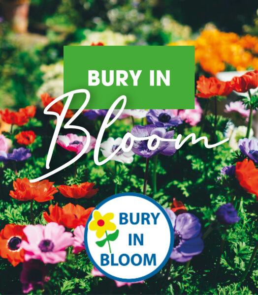Bury in Bloom 2020 reveals some hidden gems.