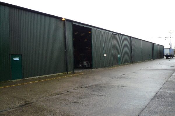 Units 6 & 7 Shipdham Airfield Industrial Estate