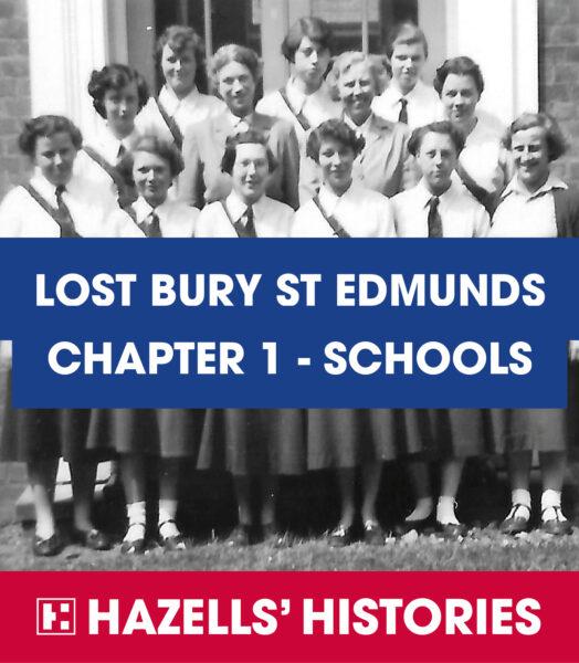 Lost Bury St Edmunds.