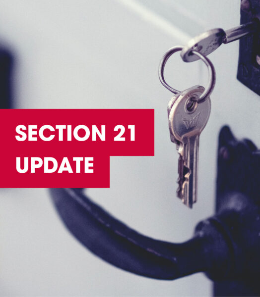 Section 21 Update