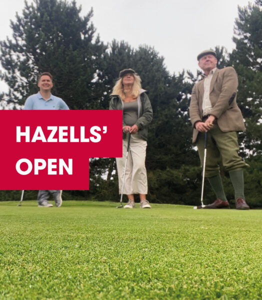 Welcome to the Hazells' Open