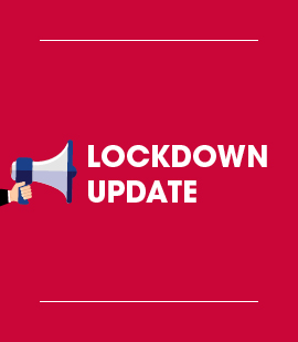 Lockdown Update: We Are Open for Business….virtually!
