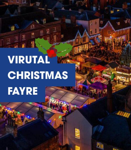 Explore Bury St Edmunds…..Virtual Christmas Fayre