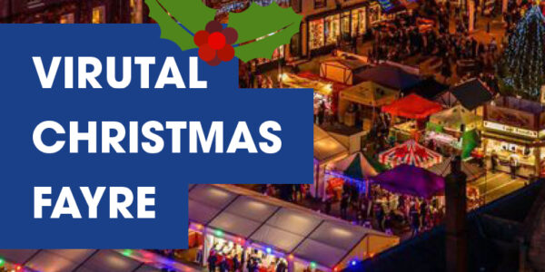 Explore Bury St Edmunds…..Virtual Christmas Fayre