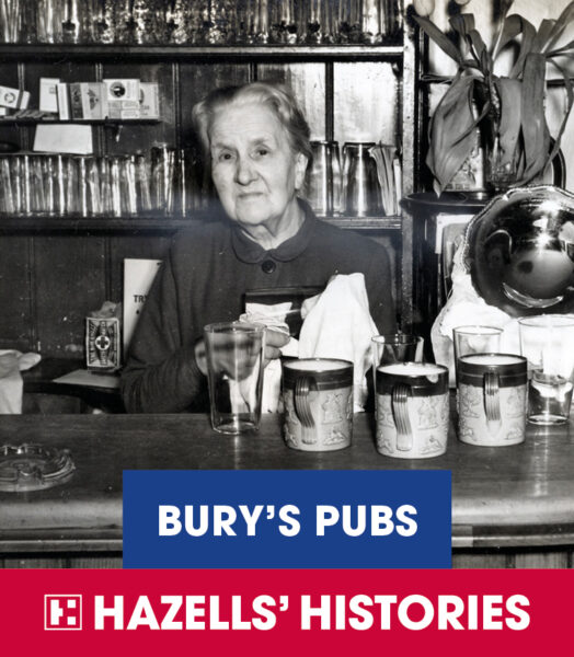 The Lost Pubs of Bury St Edmunds
