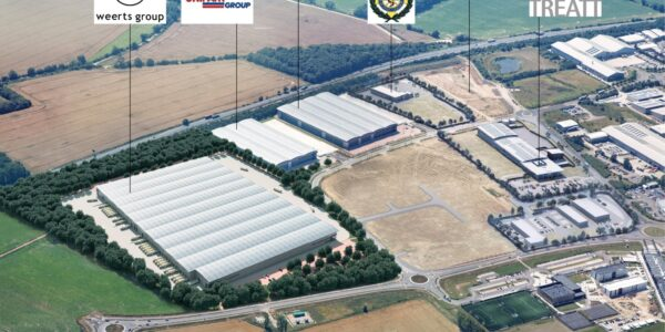 Deal done on new 870,000 sq ft logistics warehouse at Suffolk Park