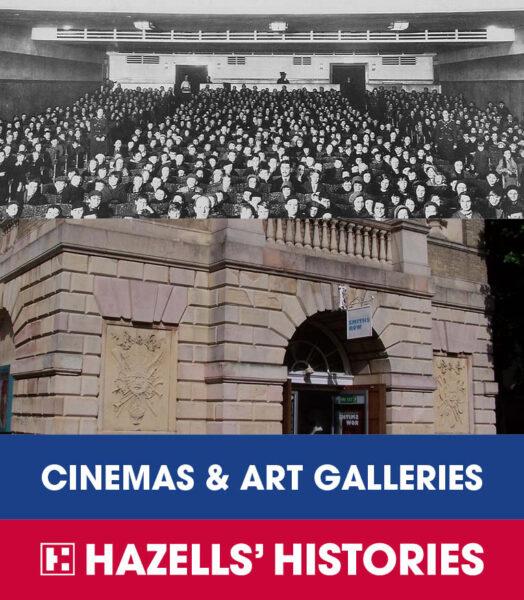 Cinemas and Art Galleries in Bury St Edmunds
